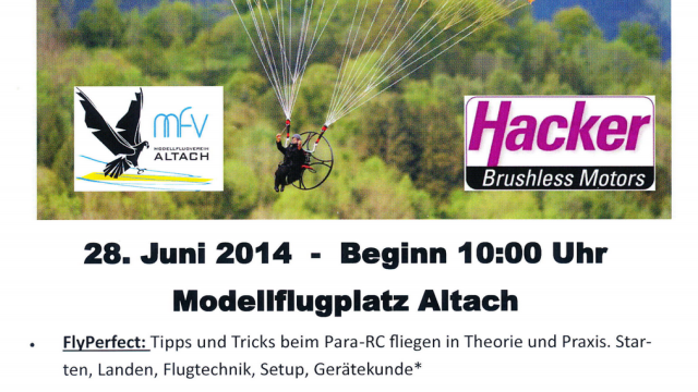 PARA RC Event in Altach