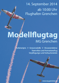Modellflugtag Grenchen
