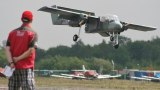 GIANT SCALE OV -10 BRONCO STEVE HOLLAND AT BLACKBUSHE RC MODEL AIRSHOW – 2014